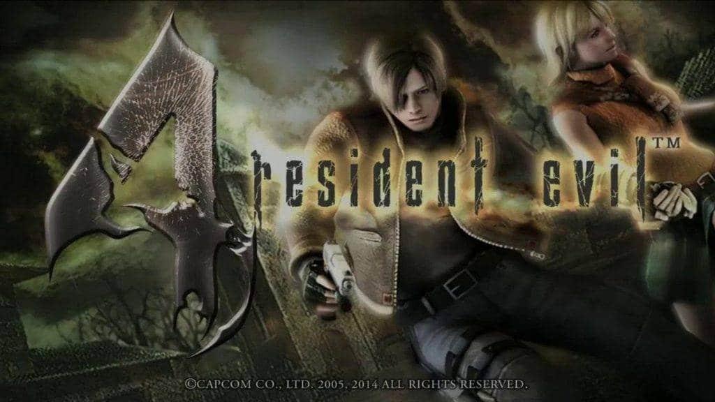 RESIDENT EVIL 4 PS4 2016  (1)