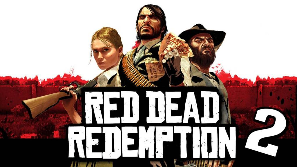 Red Dead Redemption 2 PS4 2016