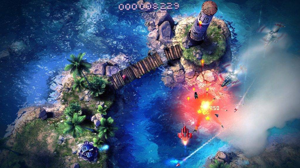 Sky Force Anniversary PS4 2016 (1)