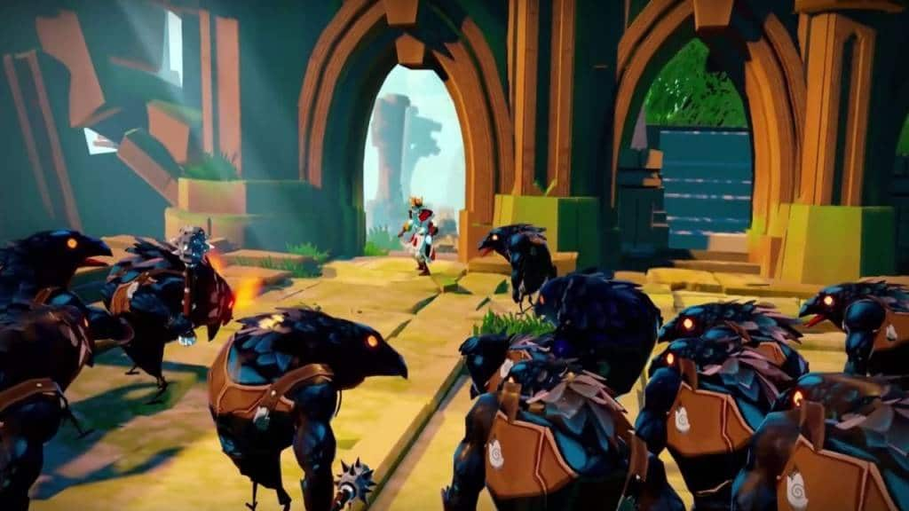 Stories - The Path of Destinies - Narrative Trailer 2016 PS4 Bild 2
