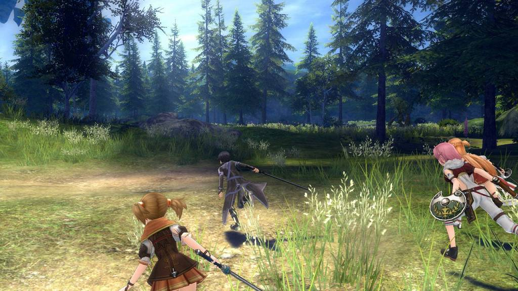 Sword Art Online Hollow Realization PS4 2016 (1)