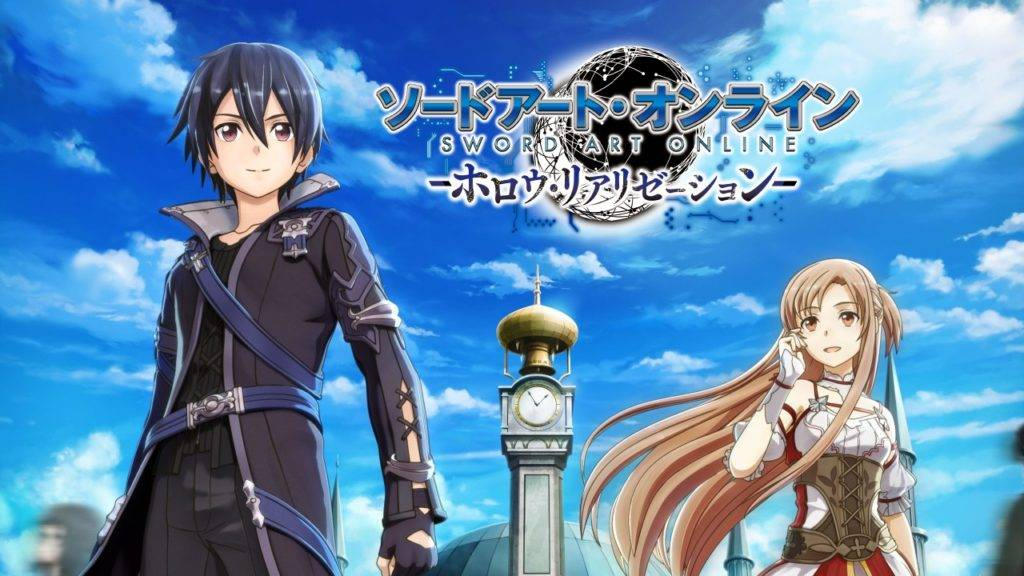 Sword Art Online Hollow Realization PS4 2016 (2)