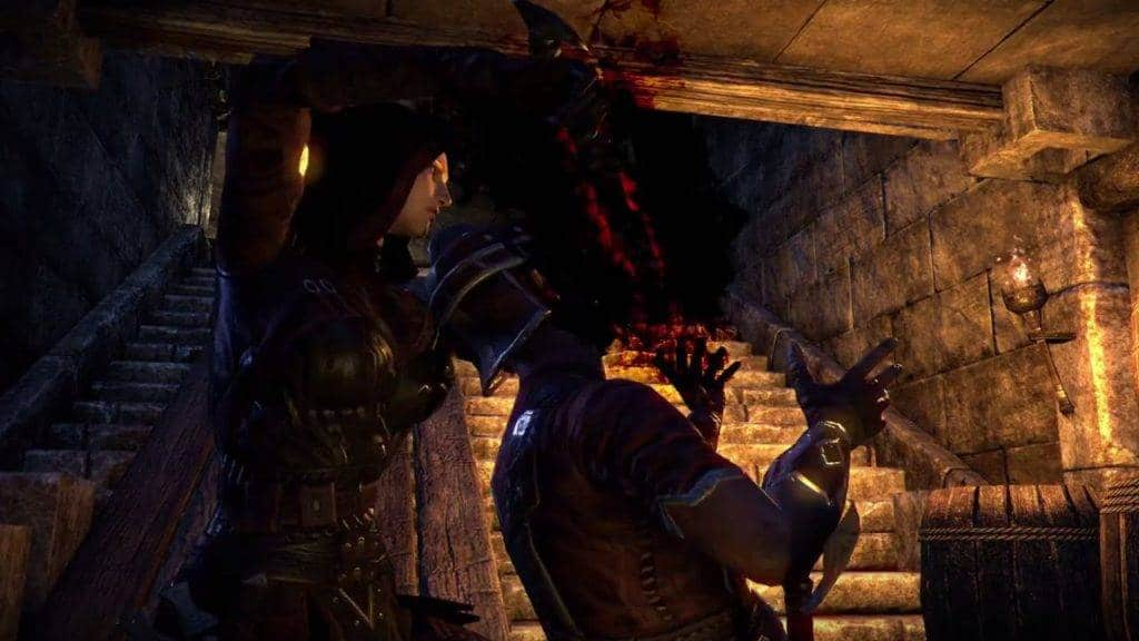 The Elder Scrolls Online - Dark Brotherhood PS4 2016 Bild 2