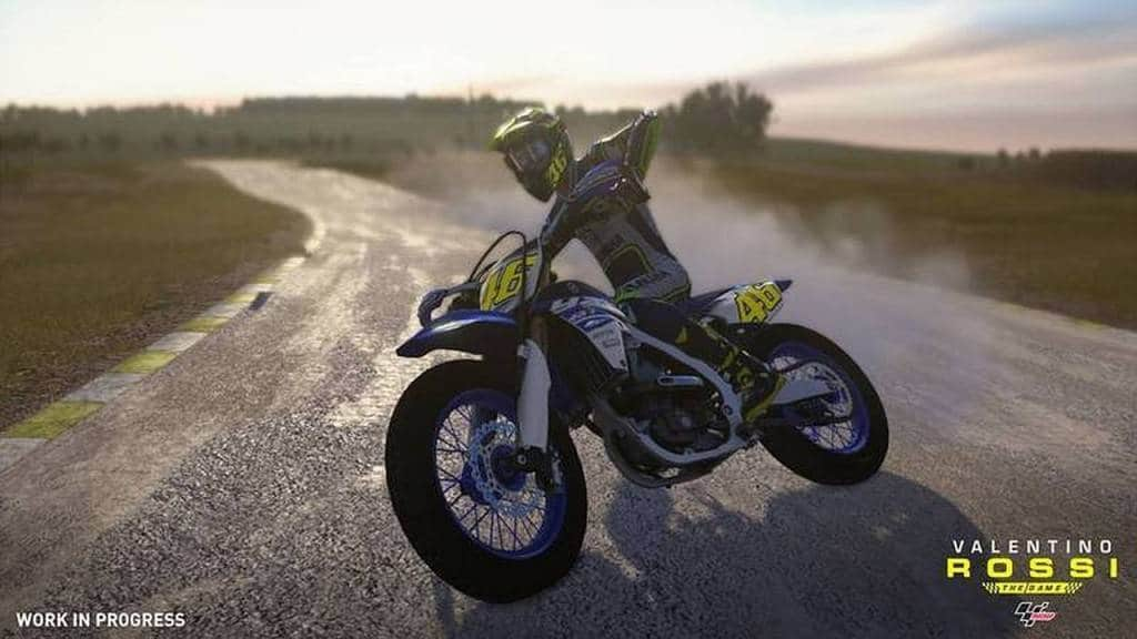 VALENTINO ROSSI THE GAME PS4 2016 Bild 2