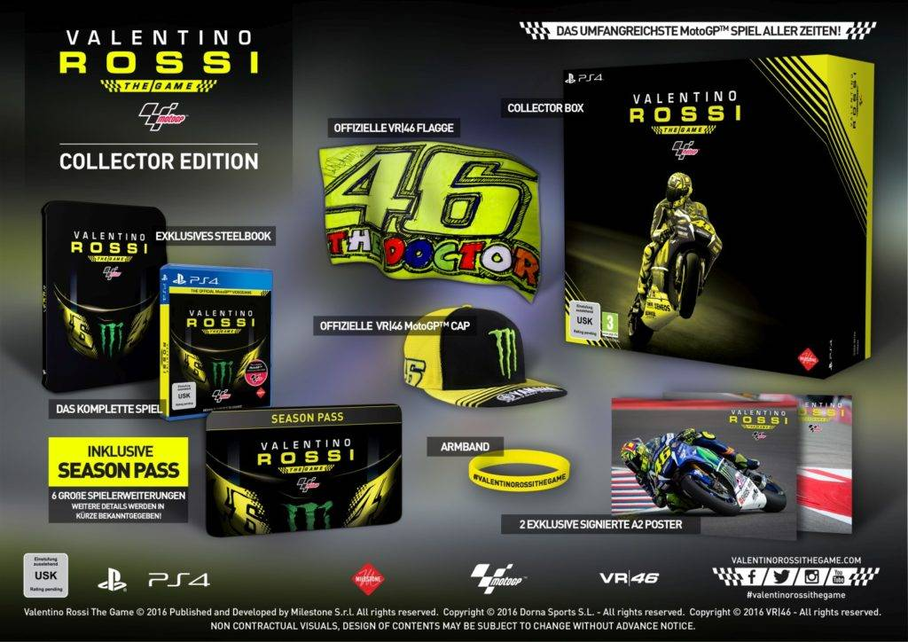 Valentino Rossi The Game - Collector Edition
