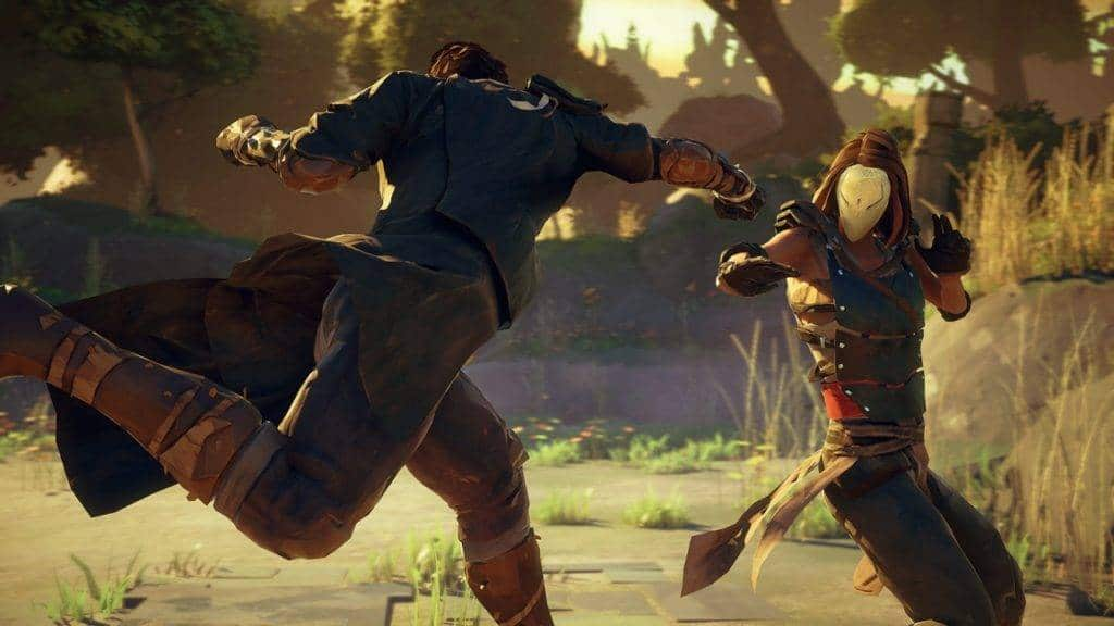 Absolver PS4 2016 (1)