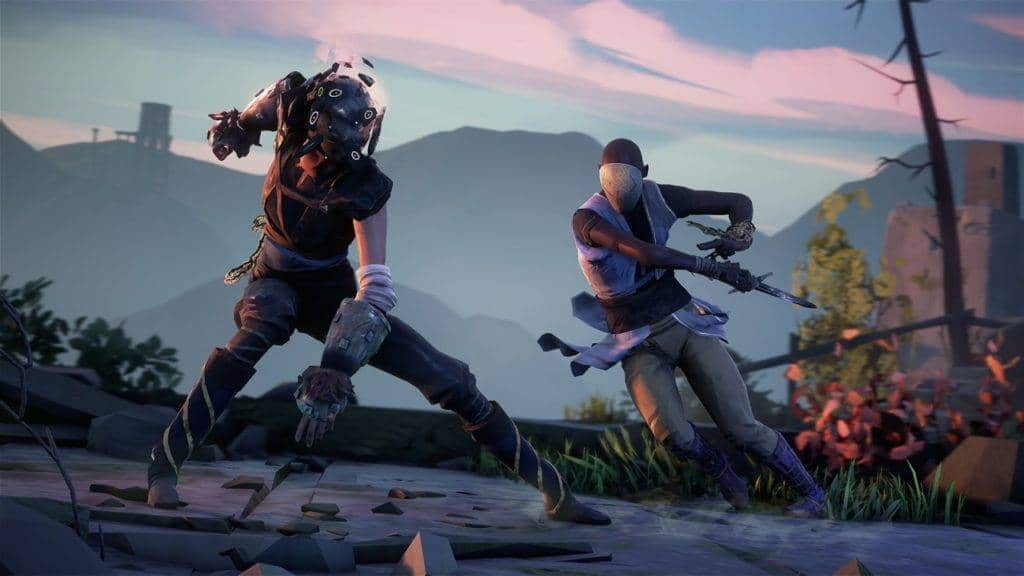 Absolver PS4 2016 (2)