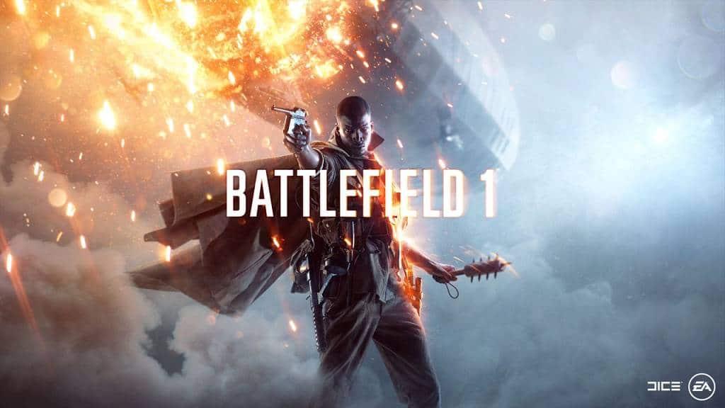 Battlefield 1 PS4 2016