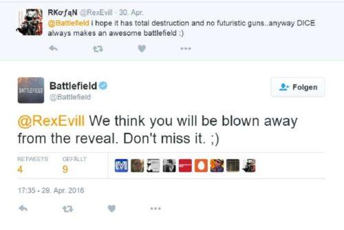 Battlefield Neu Ankündigung