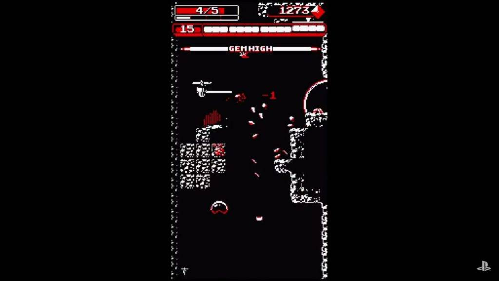 Downwell 2016 PS4 (2)