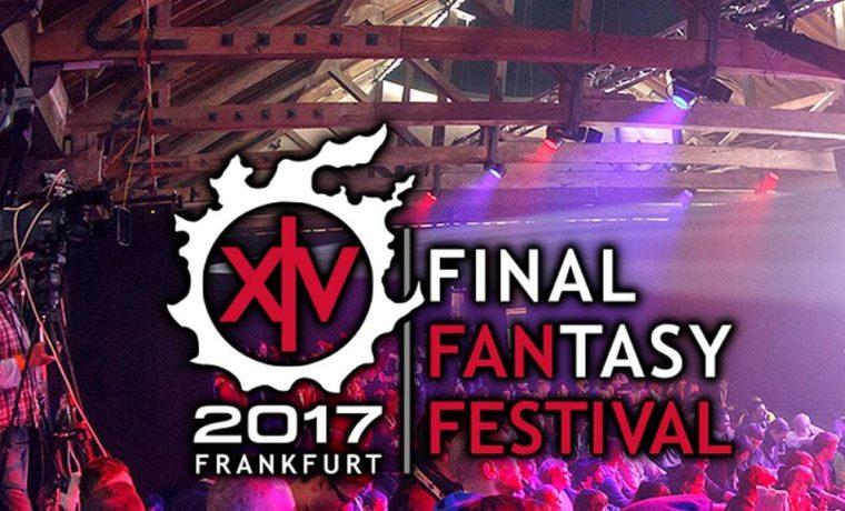 FINAL FANTASY XIV - Termin für europäisches Fan Festival endlich bekannt 2017