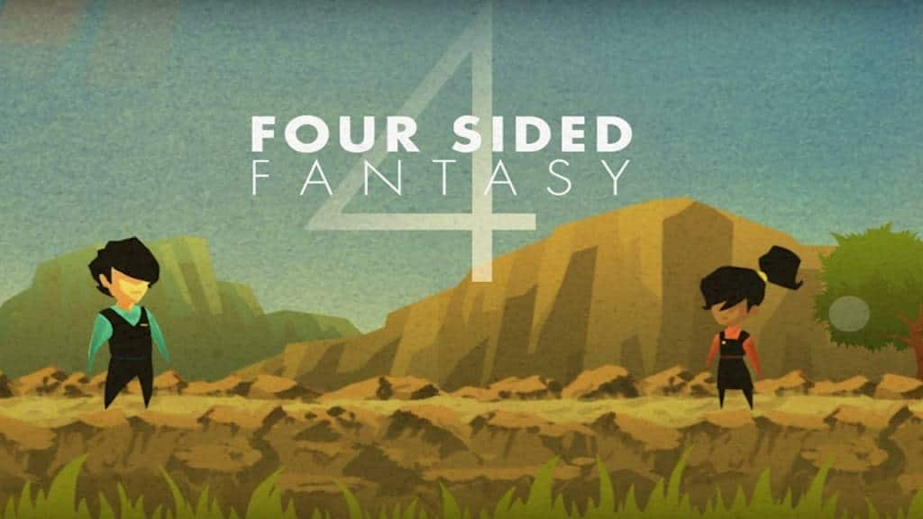 Four Sided Fantasy PS4 2016 (2)