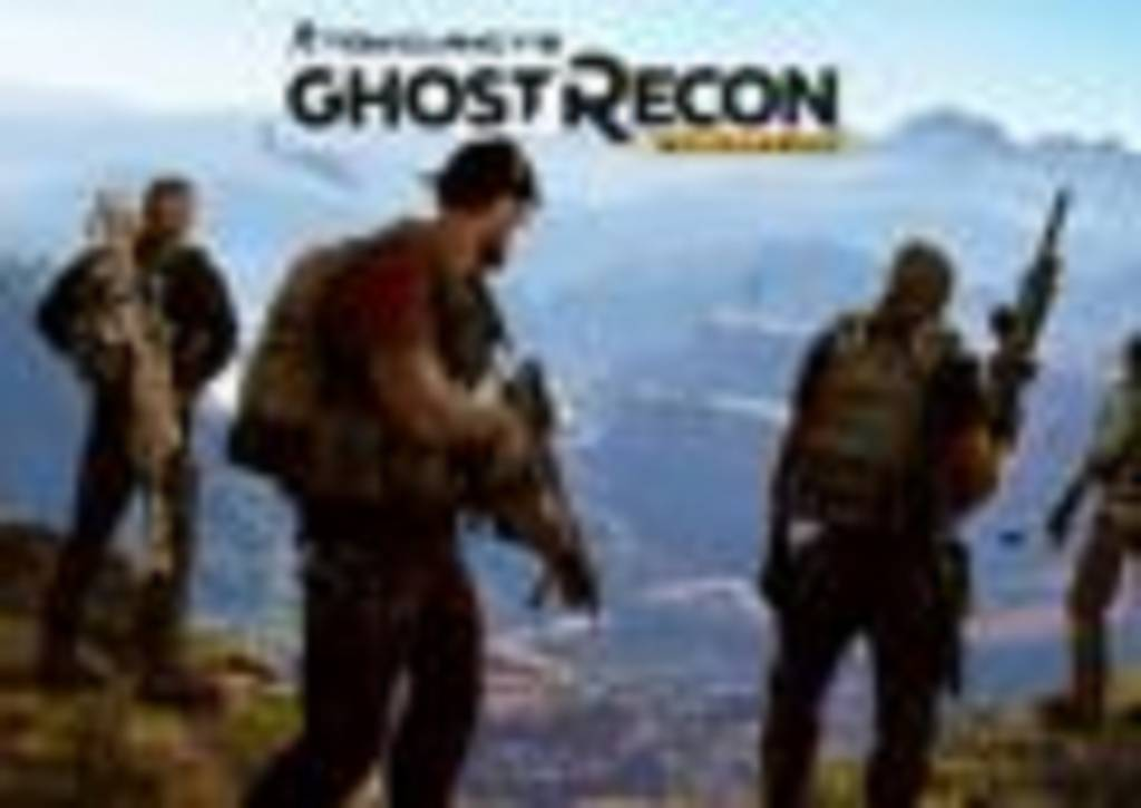 Ghost Recon Wildlands PS4 2016 (1)