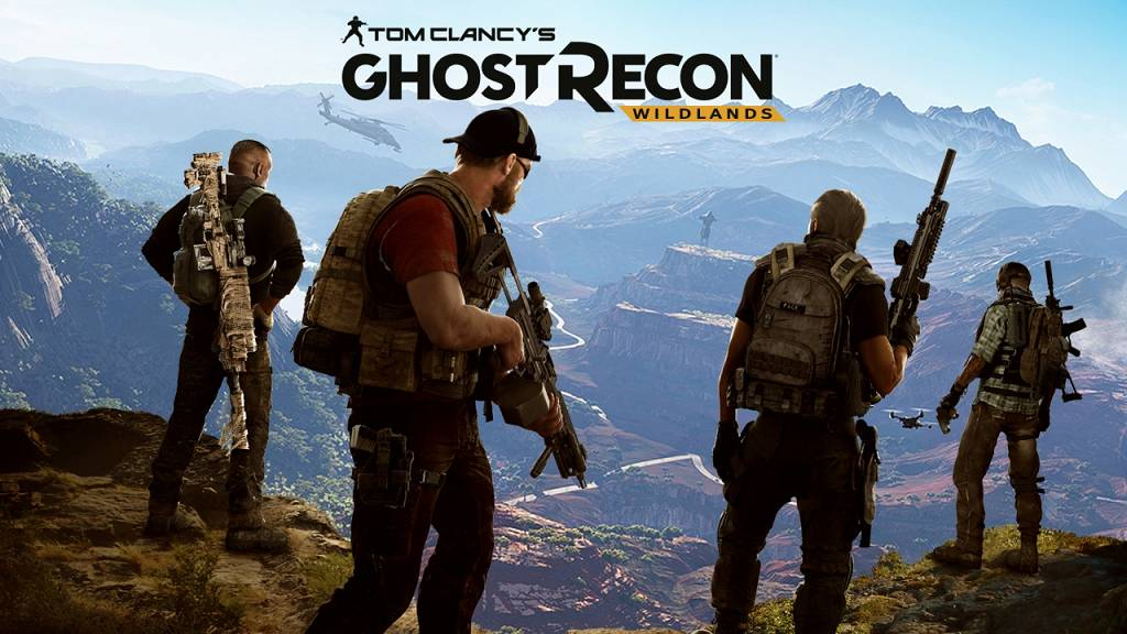 Ghost Recon Wildlands PS4 2016 (1)