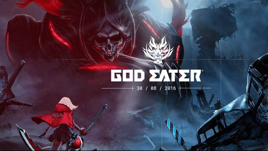 God Eater Resurrection PS4 2016