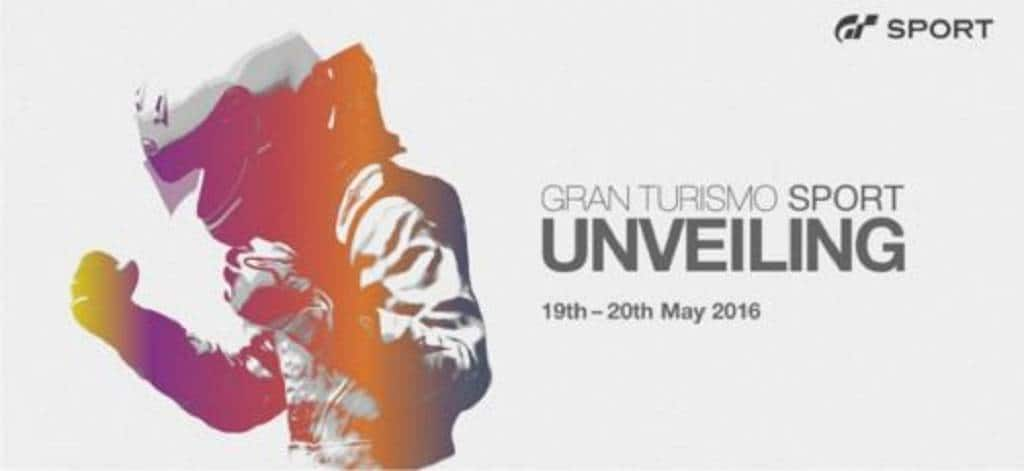 Gran Turismo Sport Ankündigung