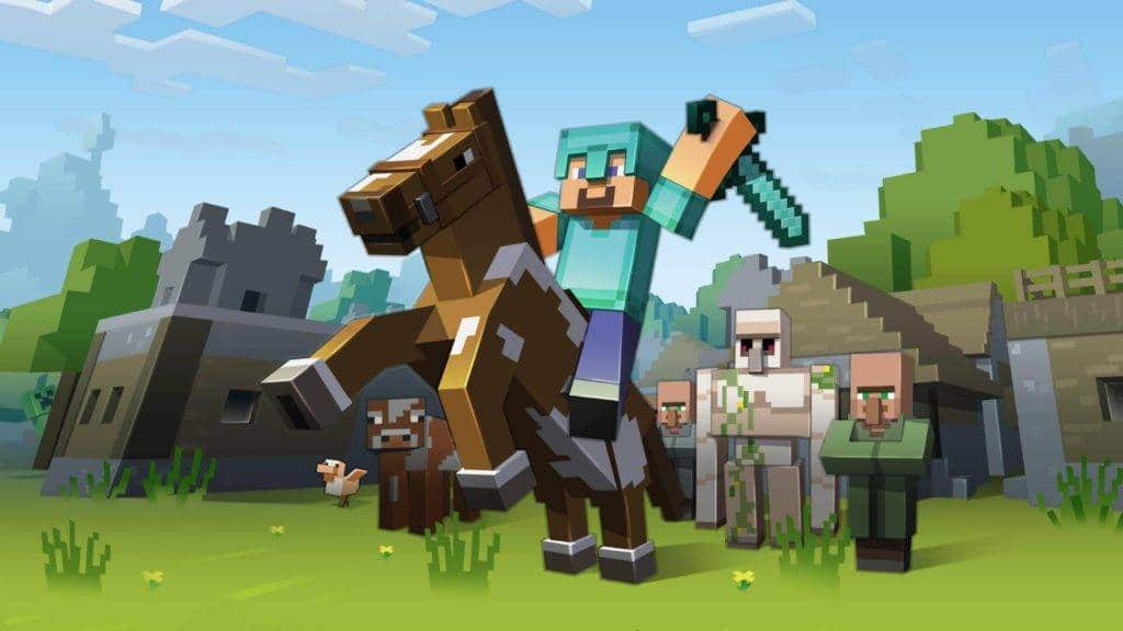 Minecraft_Wallpaper