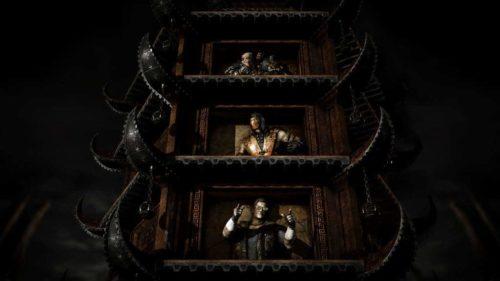 Mortal Kombat X Türme