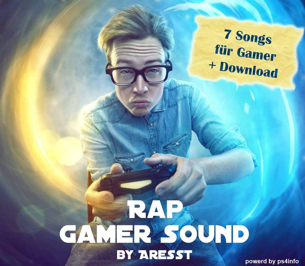 Rap Gamer sound