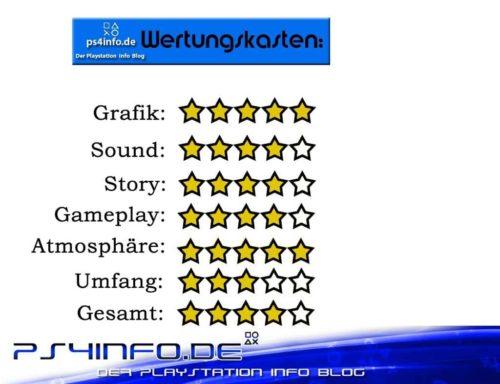Ratchet & Clank - Wertungskasten