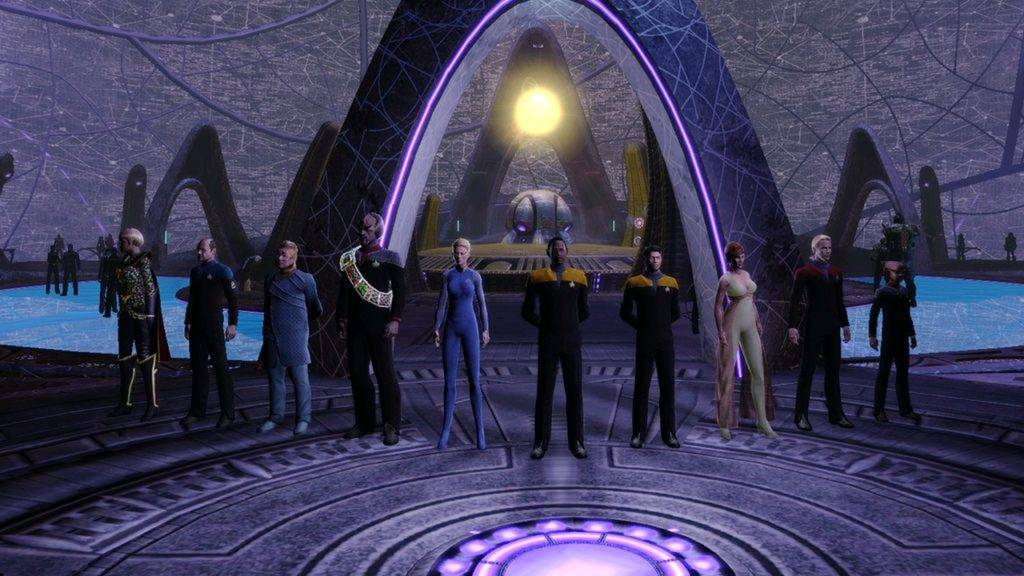 Star Trek Online 2016 PS4 (2)