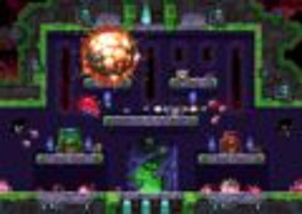 Super Mutant Alien Assault PS4 2016