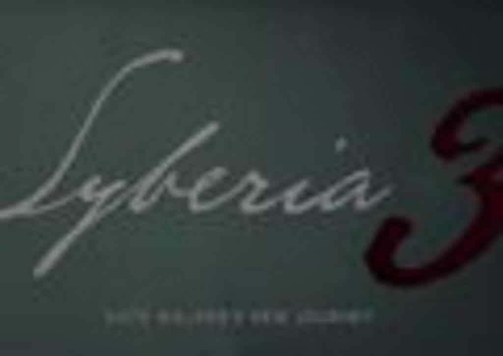 Syberia 3 PS4 2016 (2)