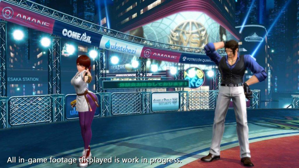 The-King-of-Fighters-XIV-Bild-4