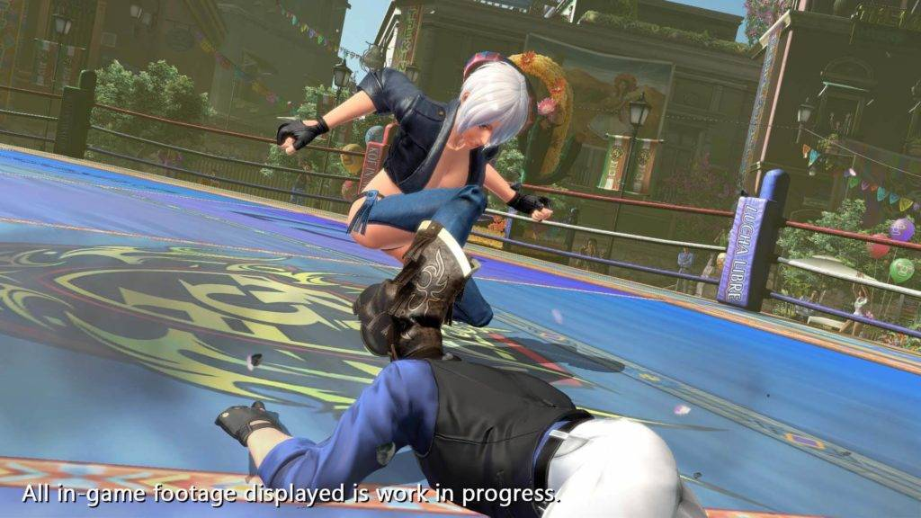 The-King-of-Fighters-XIV-Bild-6