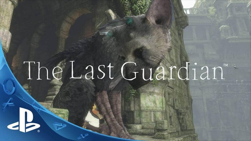 The Last Guardian Titel