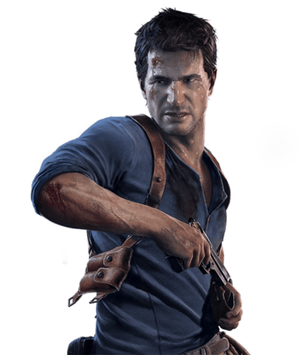 Uncharted 4 PS4 2016