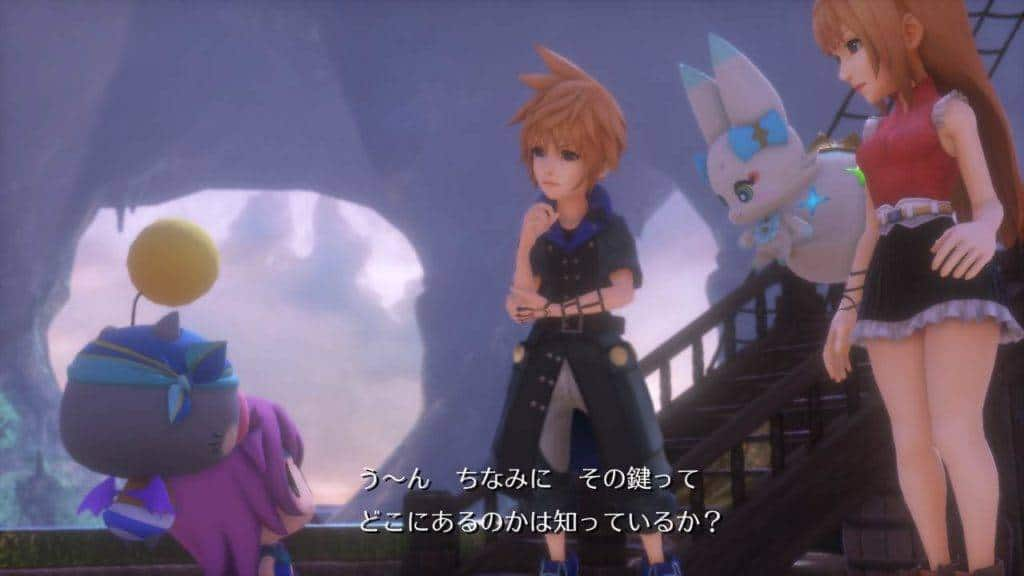 World of Final Fantasy PS4 2016 (11)
