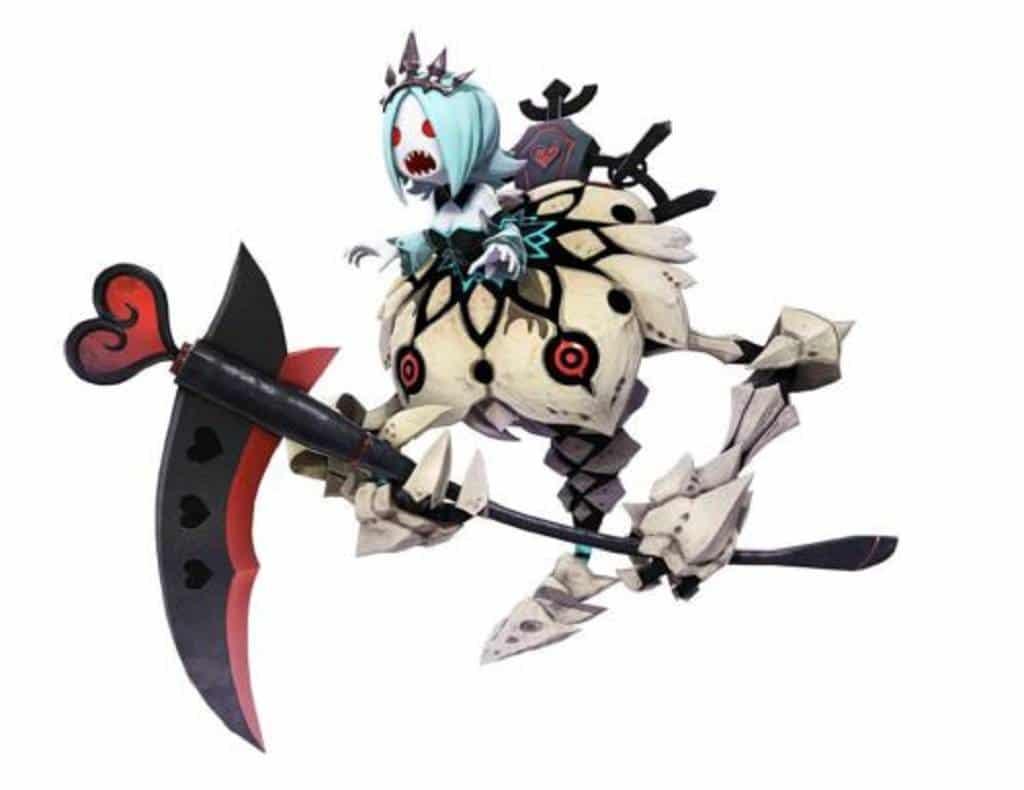 World of Final Fantasy PS4 Monster