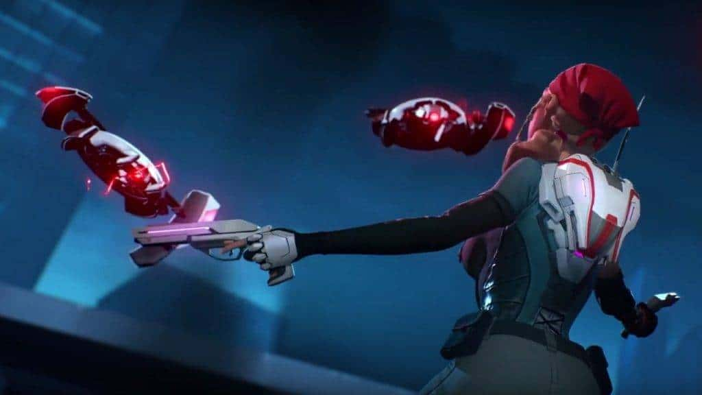 Agents of Mayhem PS4 2016 (2)