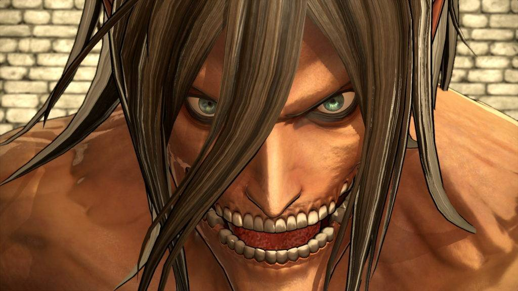 Attack on Titan Wings of Freedom Screenshots PS4 E3 2016 (5)