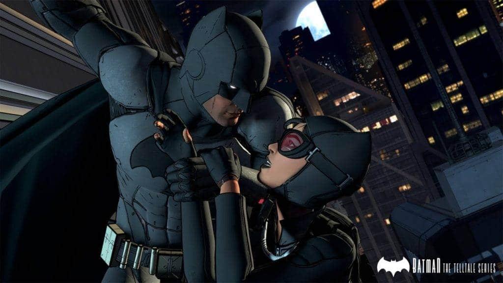 BATMAN - The Telltale Series PS4 2016 (1)