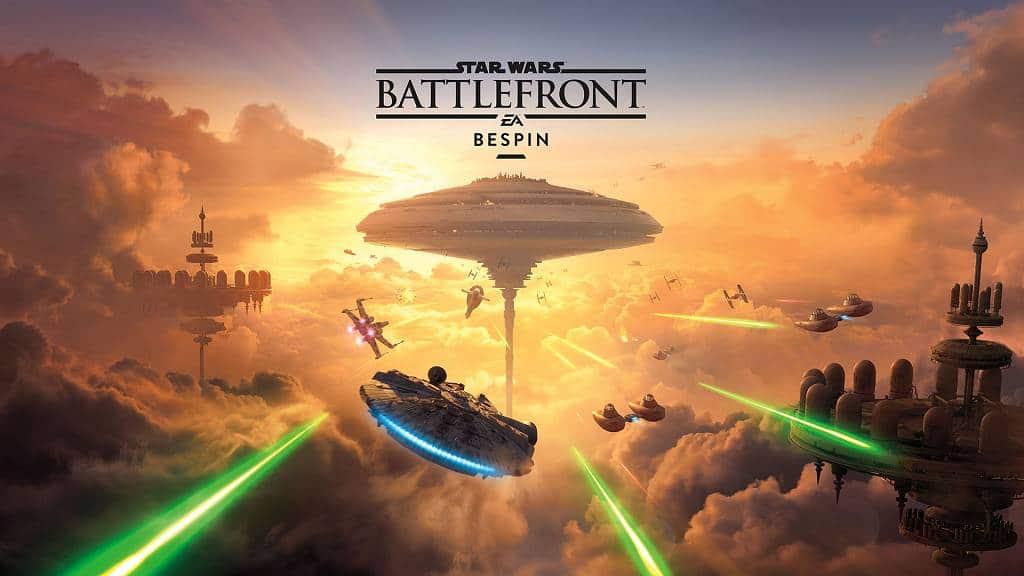 Battlefront Bespin DLC