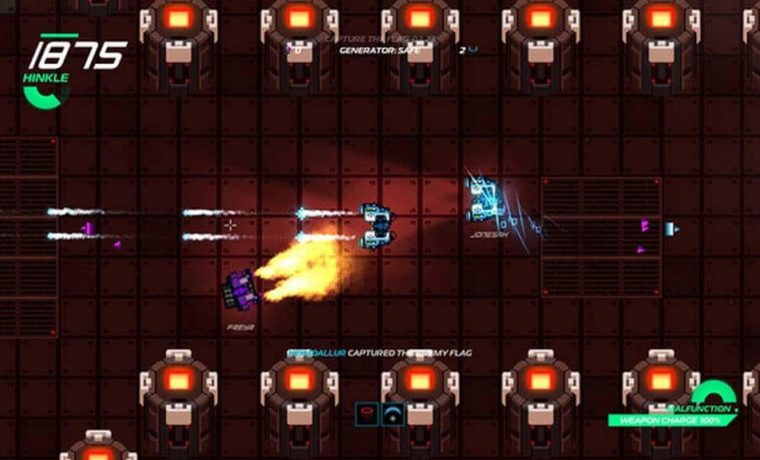 Broken Bots PS4 2016 (2)