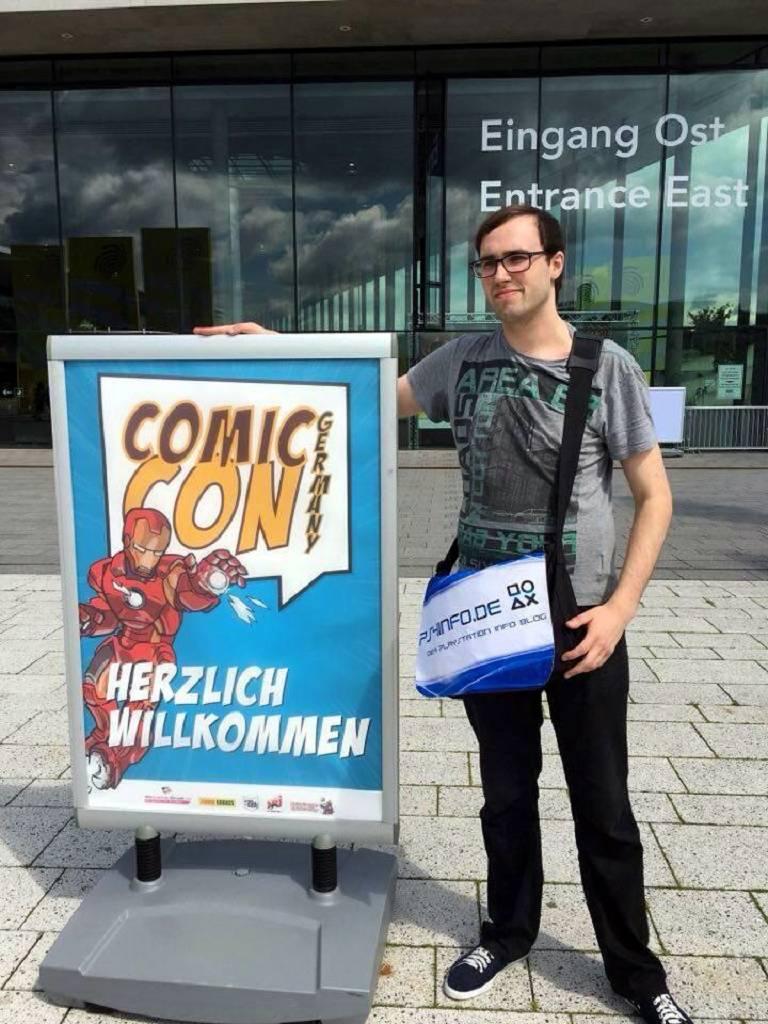 Comic Con Germany 2016 in Stuttgart (21)
