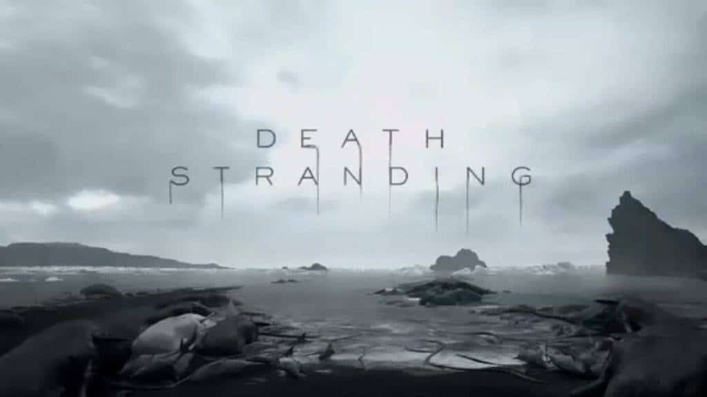 Death Stranding PS4 2016 (1)