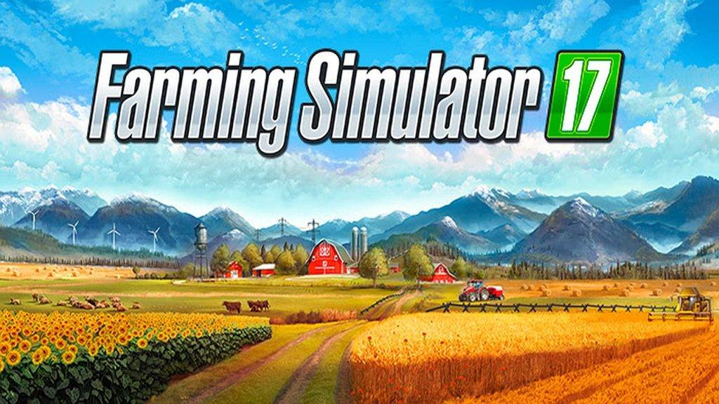Farming Simulator 17 PS4 2016 New (2)