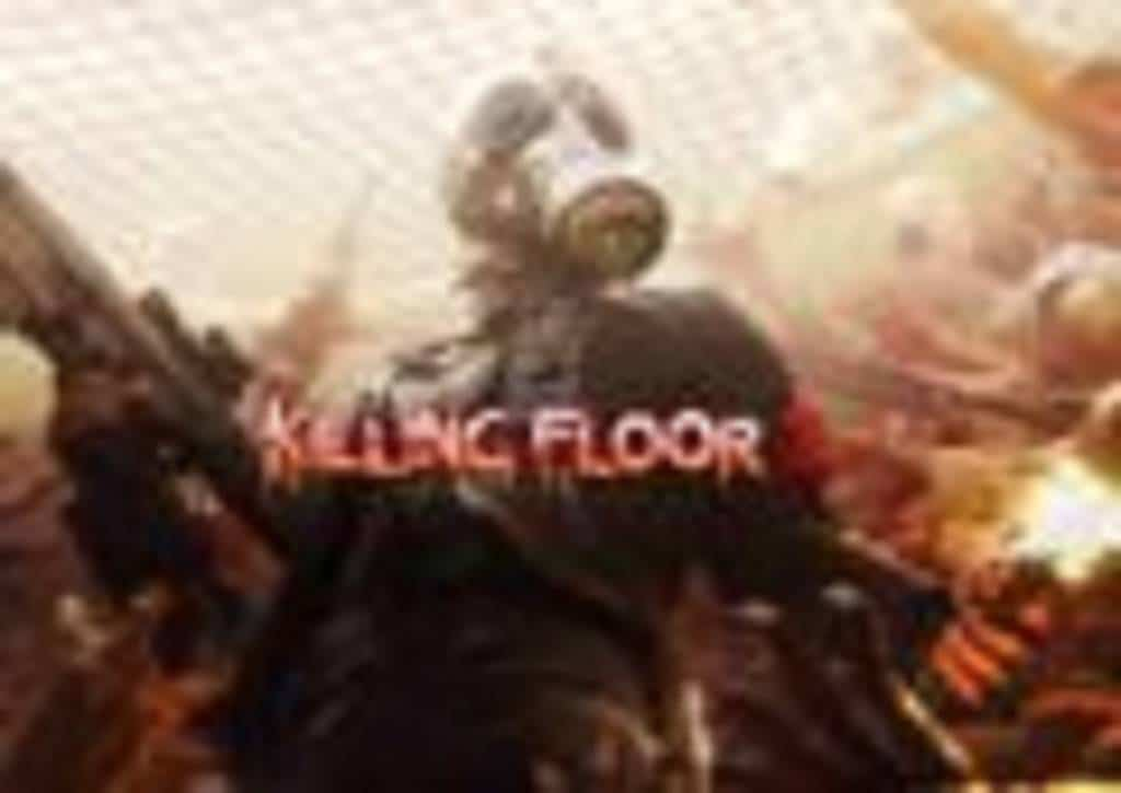 KILLING FLOOR 2 PS4 2016