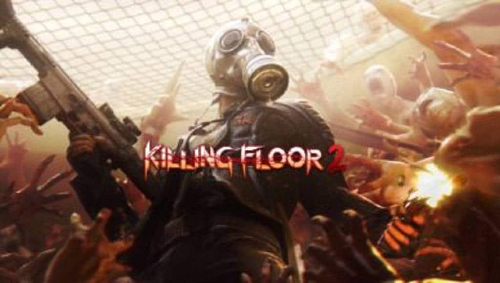 KILLING FLOOR 2 PS4 2016