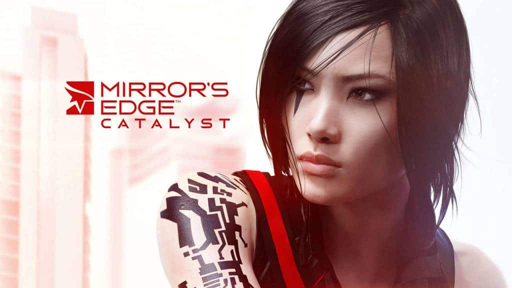 Mirror´s Edge Catalyst PS4 2016