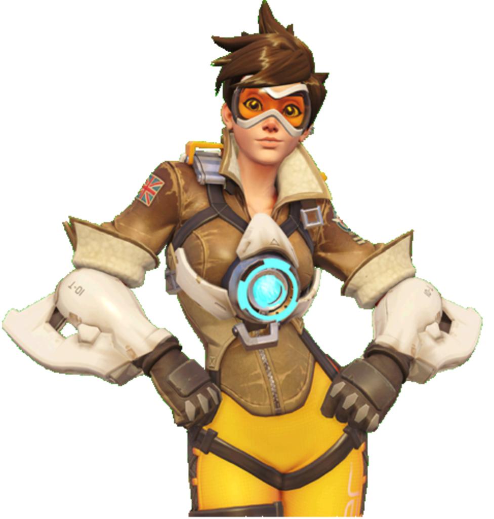 Overwatch Charakter