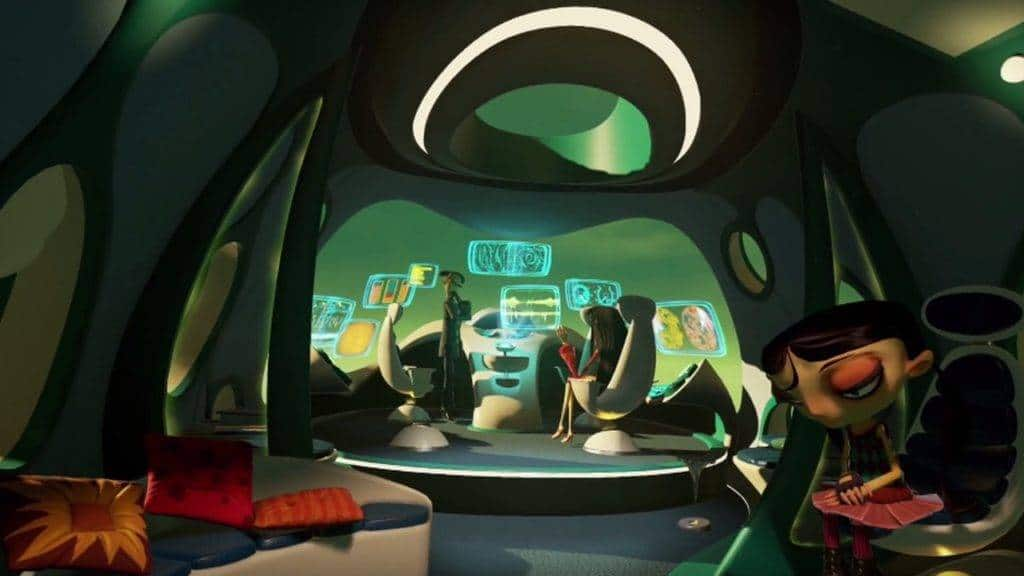 Psychonauts in the Rhombus of Ruin PS4 2016 News (2)