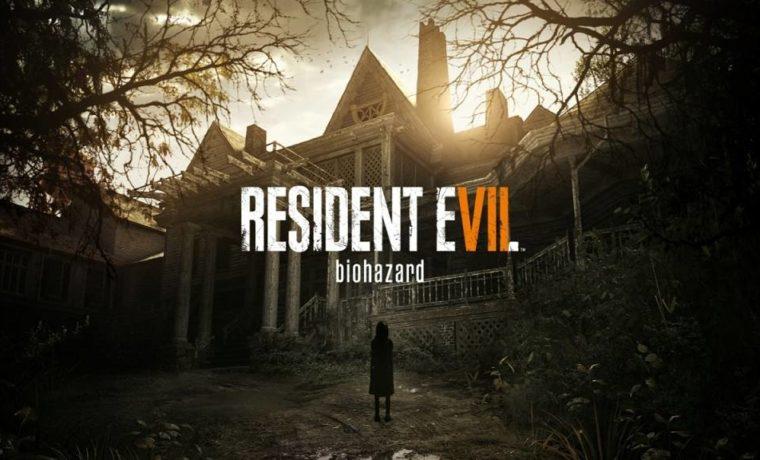 Resident Evil 7 PS4 2016 PSVR Wallpaper