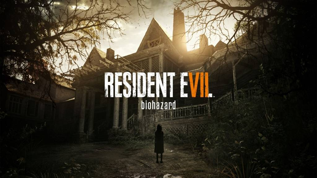 Resident Evil 7 PS4 2016 PSVR Wallpaper
