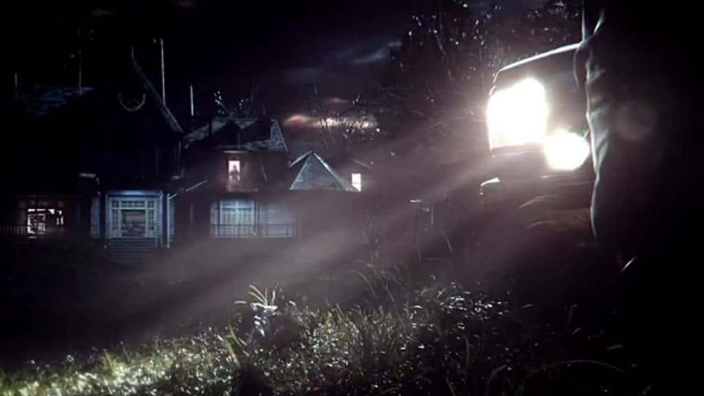 Resident Evil 7 biohazard Gameplay VR  (1)