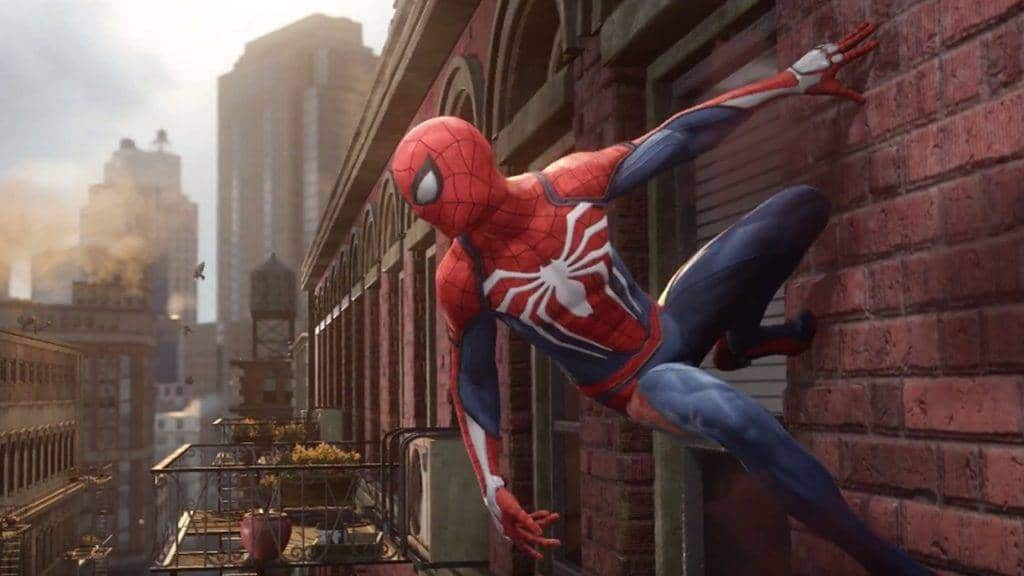 Spider-Man PS4 2016 (2)
